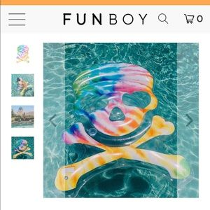 SoulCycle Funboy Pool Float - new in box!